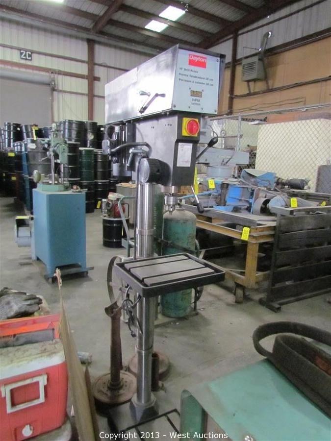 machine shop bay area
