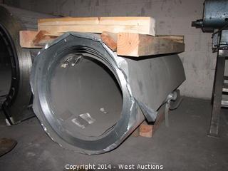 Spool of 26 Gauge by 5' Sheet Metal