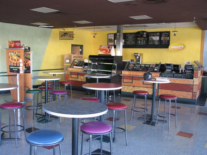 West Auctions - Auction: Quiznos Sandwich Shop - Restaurant ...
