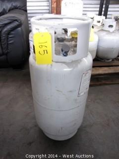 Propane Forklift Tank