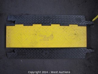 (1) Yellow Jacket Cable Protector 3'
