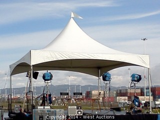 20'x20' Festival Tent by Aztec Tents