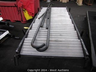 StageRight 8' x 3' Aluminum Stage Staircase