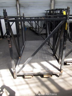 StageRight Rolling Deck Cart, Steel/Stackable