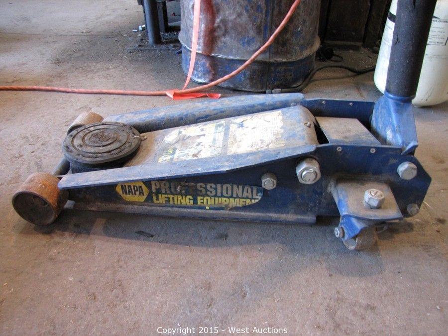 Court Order Auction Of RJ Miles Concrete Company