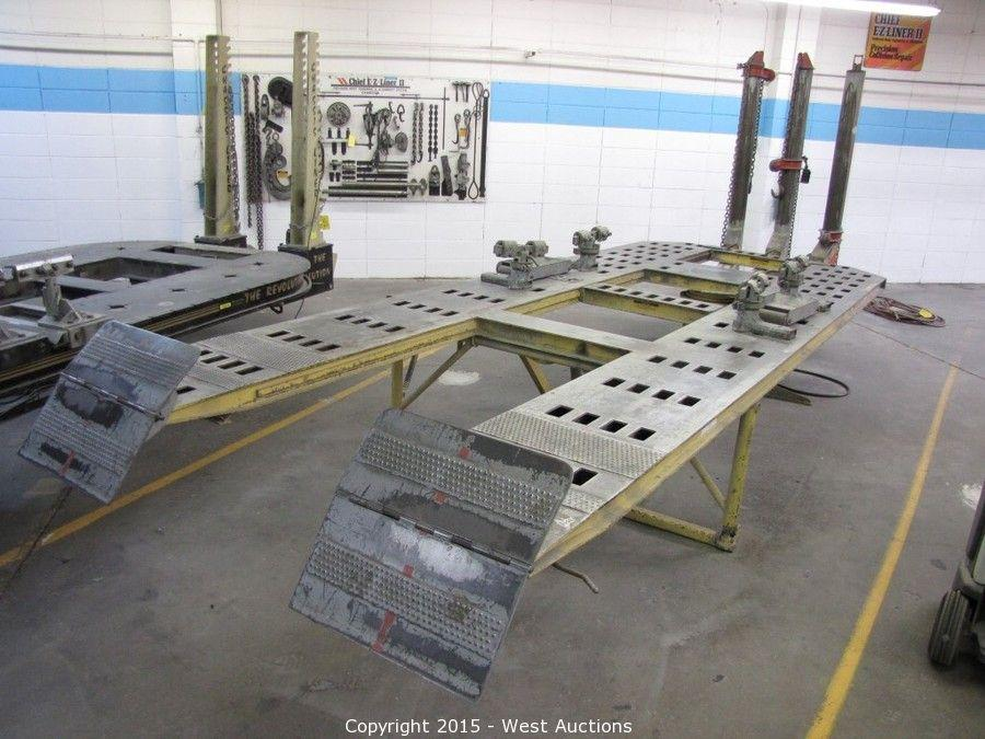 chief frame machine for sale