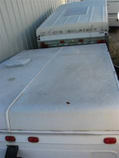 (3) Tent Trailers (Parts)