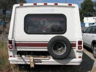 Parts Vehicle -1986 Winnabego Leshard