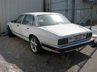 1991 Jaguar Sedan