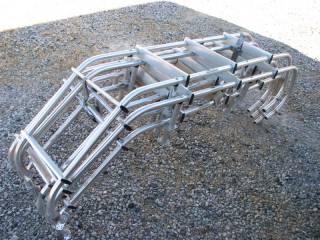 (4) Aluminum Ladders