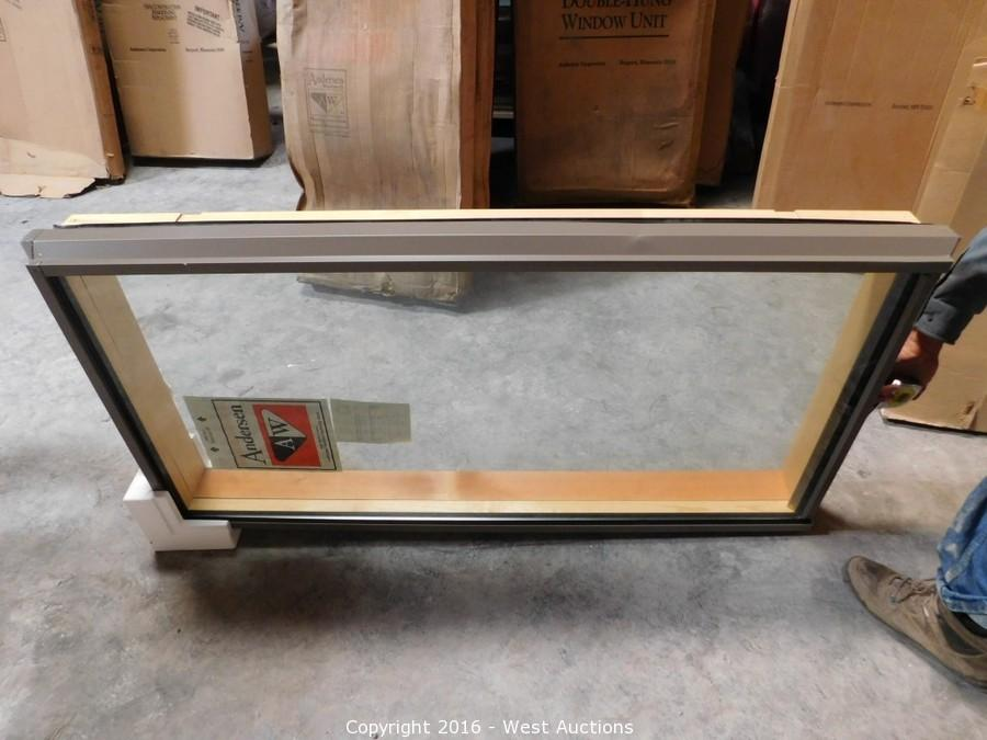 Surplus Auction #1: Insulation And Andersen Windows