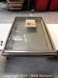 Lot #0411 Andersen Roof Window ...