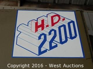 Piqua HD 2200 Bailer