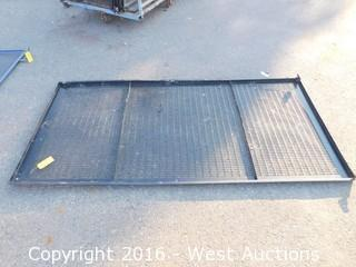 "(6) 103""x49"" Steel Window Covers"