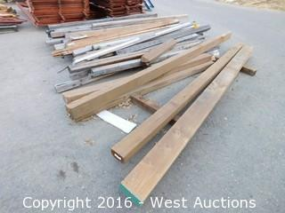 Lumber; Various Lengths