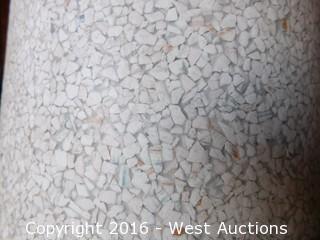 (1) 6' Wide Roll of Linoleum