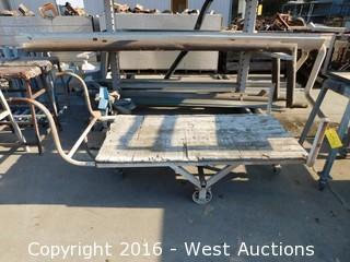 6'x3' Material Cart