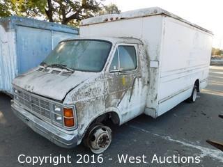 1979 Dodge Van (for parts or scrap)