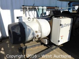CompAir 10HP Rotary Screw Air Compressor