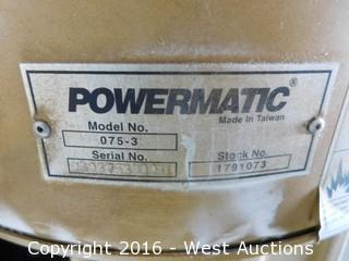 Powermatic 075-3 Dust Collector