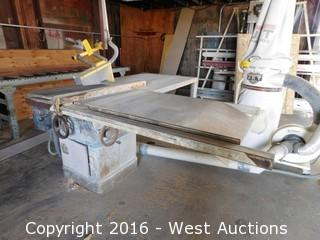 Powermatic Houdaille Model 66 Table Saw