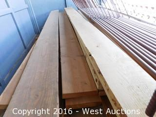 Bulk Lot of 2x8 Lumber 12' Long