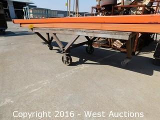 5'x2.5' Material Cart