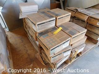 (20+) Boxes of Armstrong 12x12 Vinyl Tile
