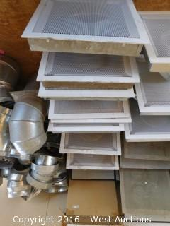 """(23+) 24""""x24"""" Vent Covers"""