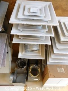 "(13+) 24""x24"" Air Conditioner Vent Covers with Vent Boxes"