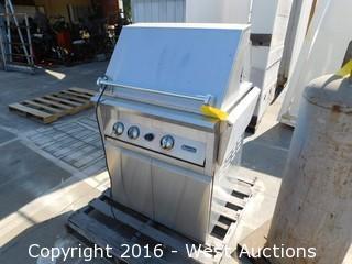 Dynasty Electric BBQ with Storage