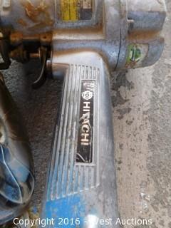 Hitachi NV50AA Coil Nail Gun