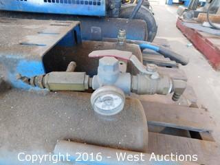 Air Compressor Tank/Motor