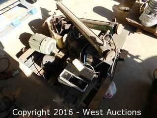 Bulk Lot with Welding Equipment and Parts
