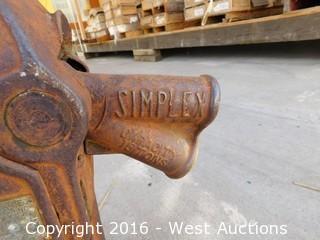 Simplex 15 Ton Jack