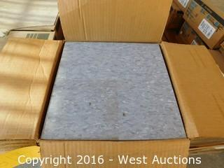 (15+) Boxes of Armstrong Vinyl 12x12 Tile