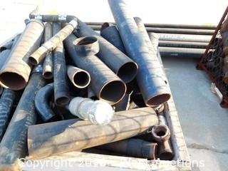 Box of Steel Pipes