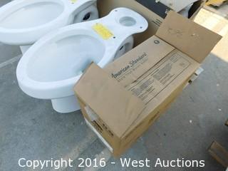 Kohler Toilet and American Standard Toilet Tank