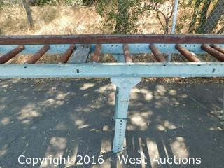 20' Roller Table