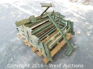 Pallet of Roller Table Supports