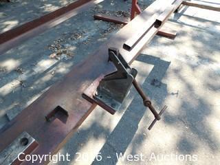 5.5'x7' Tilt Welding Jig