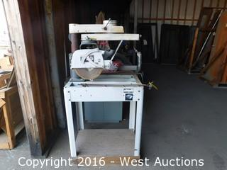 Delta 33-890 Radial Arm Saw