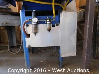 Compressed Air Driven Sheet Metal Former
