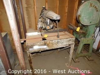 DeWalt Radial Arm Saw on Stand