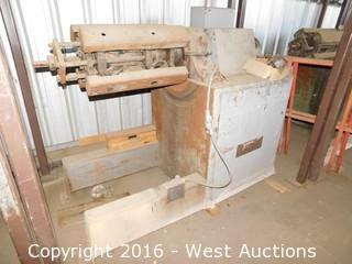 Sheet Metal Coil Machine