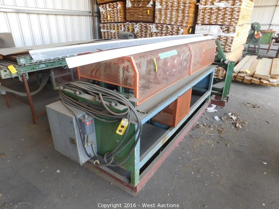 Equipment Trailers, Machinery, Lumber, Sheet Metal Stock and Tools