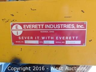 Everett Industrial Metal Cutoff Saw