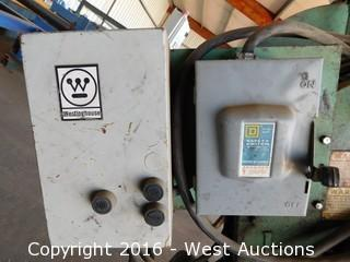 Benchmaster Uni II Clip Machine