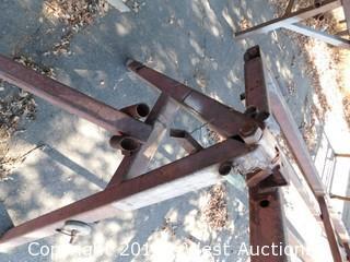 Tilt-Welding Jig 4' x 16'