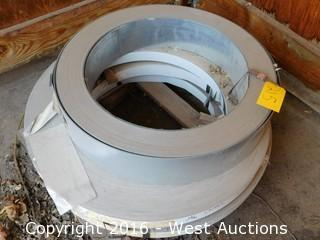 (4) Sheet Metal Coils